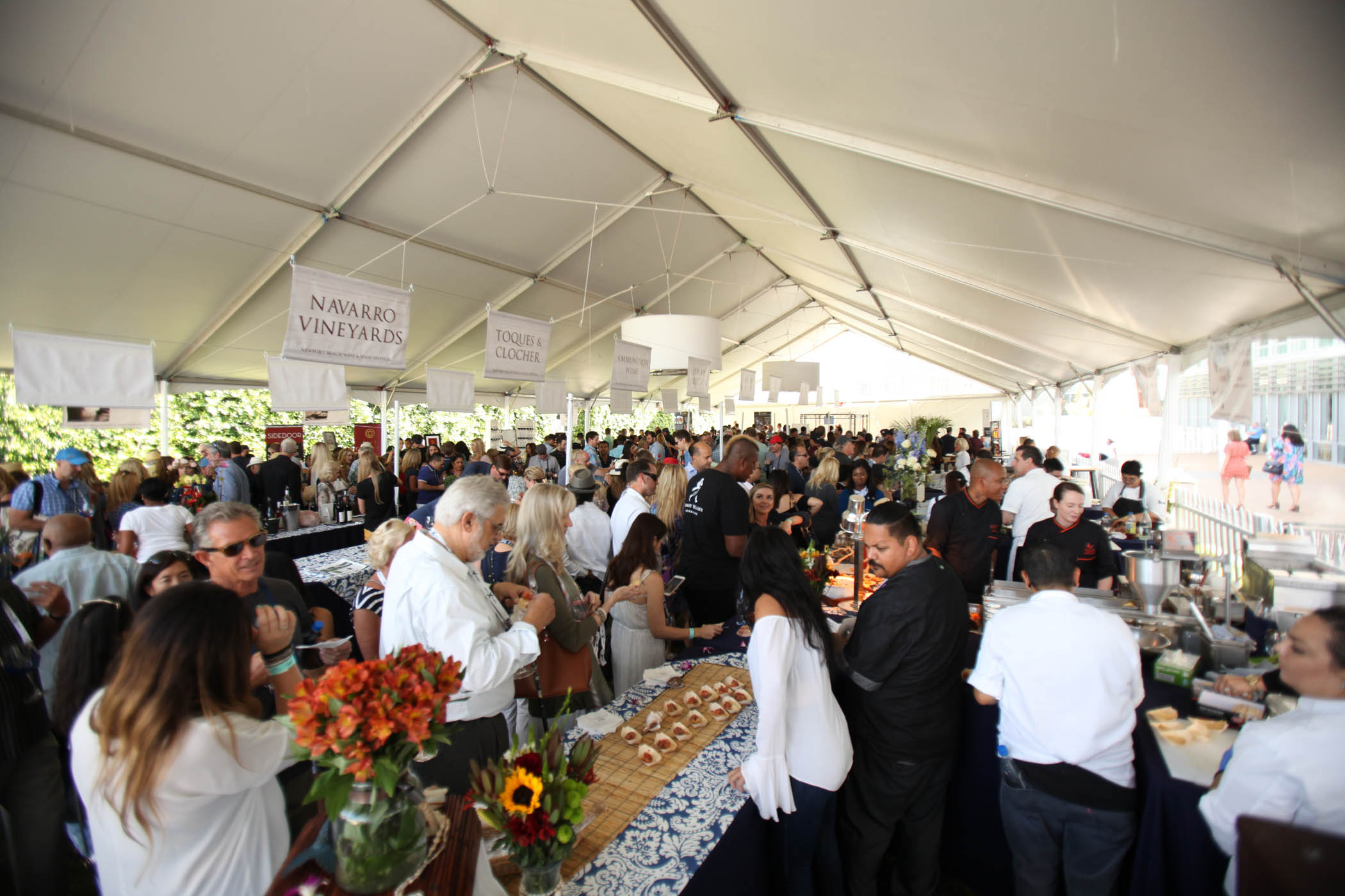 Food And Wine Festival Southern California